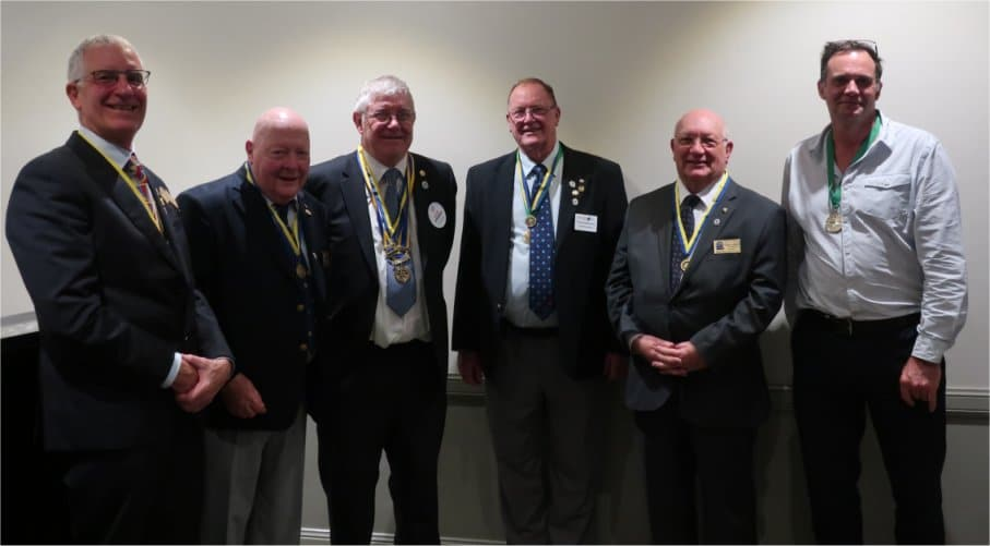 2019-2020 Board - Our Members - Rotary Club of The Entrance