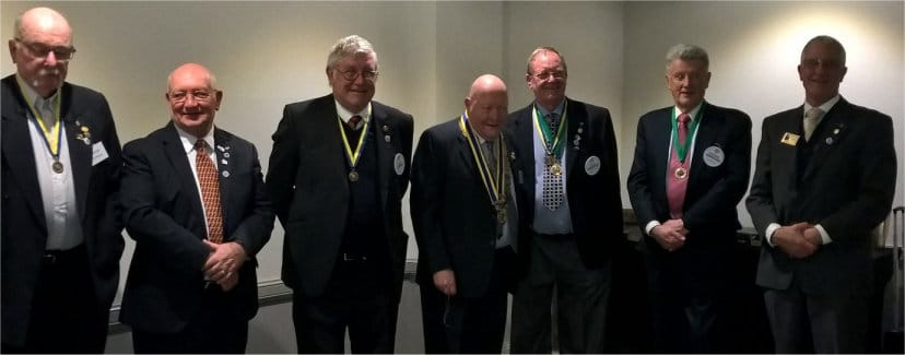 Board-2018 - Our Members - Rotary Club of The Entrance