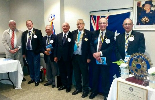 Our Members - Rotary Club of The Entrance