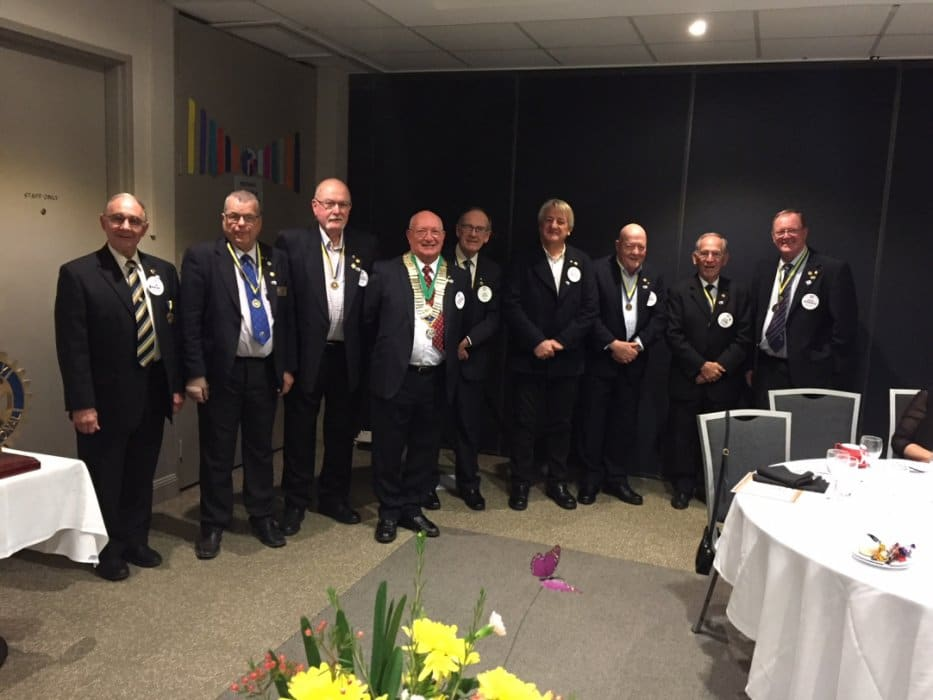 Board_2017-2018 - Our Members - Rotary Club of The Entrance