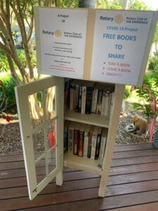 Book Exchange Project - Rotary Club of The Entrance